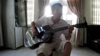 Con duong tinh yeu - acoustic cover.AVI