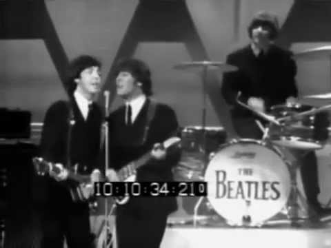 The Beatles - Blackpool Night Out 8-1-65