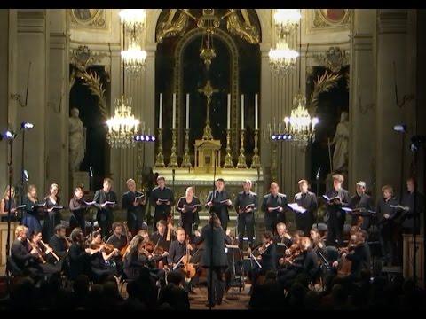 Bach - Ach Herr, lass dein lieb Engelein - Collegium Vocale Gent / Capriccio Stravagante / Sempé