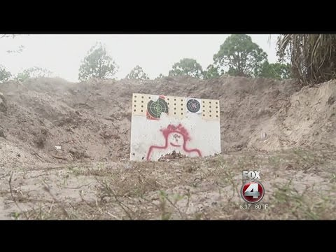 New Florida Law Targets Backyard Shooting Ranges