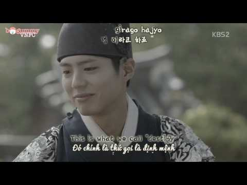 [FMV][Vietsub + Engsub] Fate - Lee Sun Hee | Ra On Ver. | Love In The Moonlight