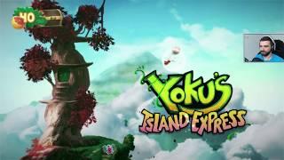 Yoku's Island Express - Niesamowity pomysł!