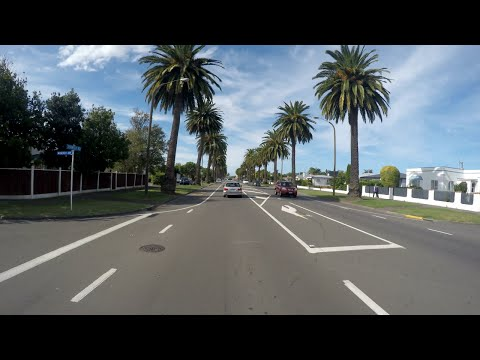 Riding around Napier (Taradale, Greenmeadows, Pirimai, Onekawa, Marewa)