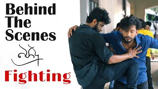 Behind The Scenes  : Podu Drama Fighting Scenes Thumbnail