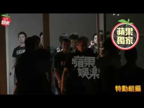 160625 송중기 Song Joong Ki leaving National Taiwan University Sports Center 宋仲基