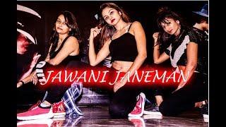 JAWANI JANEMAN HASEEN DILRUBA| Dance Choreography by SHANIA RAWTHER| JAZZ FUNK