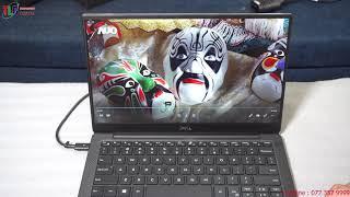 Đánh Giá Hiệu Năng LapTop DELL XPS 13 9380 Chiếc Laptop Window Mỏng Đẹp Nhất Thế Giới