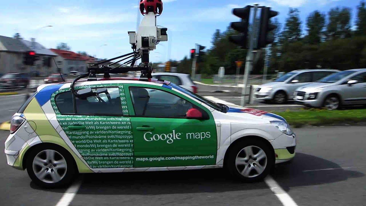 Google Maps Car - YouTube | 1280 x 720 jpeg 124kB