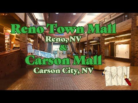 Reno Town Mall - Reno, NV & Carson Mall - Carson City, NV