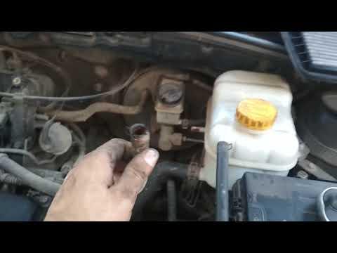 Замена антифриза на Chevrolet Lacetti