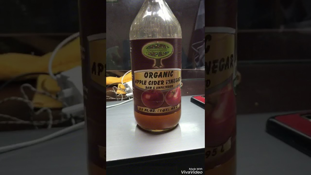 apple cider vinegar polyps