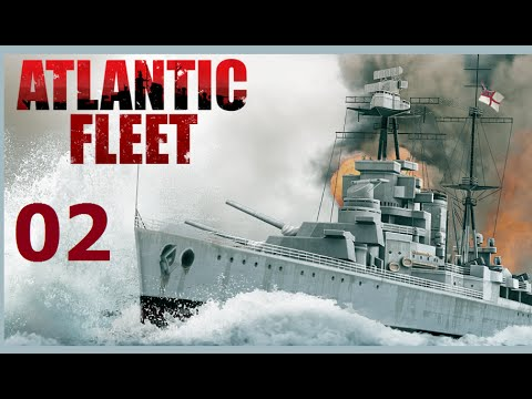 Atlantic Fleet | Let's Play Germany - 02 Das Boot(s)