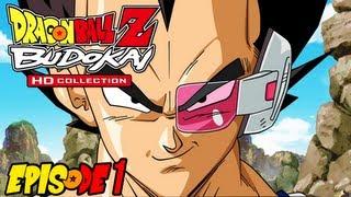 Dragonball Z Budokai HD Collection - Episode 1