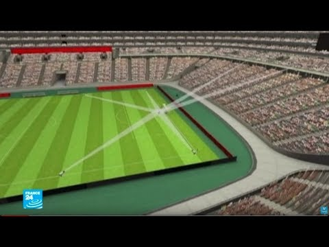 كأس العالم 2018: الفيفا يقر استخدام تقنية الفيديو للمساعدة في التحكيم  - 11:23-2018 / 3 / 20