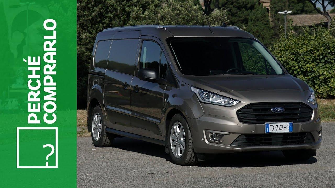 Ford Transit Connect 1 5 Tdci 120 Cv Perche Comprarlo E