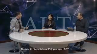 """""""Pusho mor ti qif*ha robt"""", nuk përmbahet moderatorja në emision"""