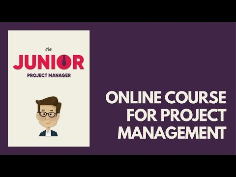 The Junior PM - Online Course for Project Management