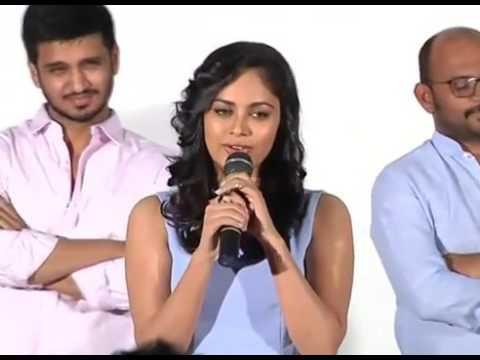 Ekkadiki Pothavu Chinnavada Teaser Launch | Nikhil Siddharth, Nandita Swetha, Hebah Patel