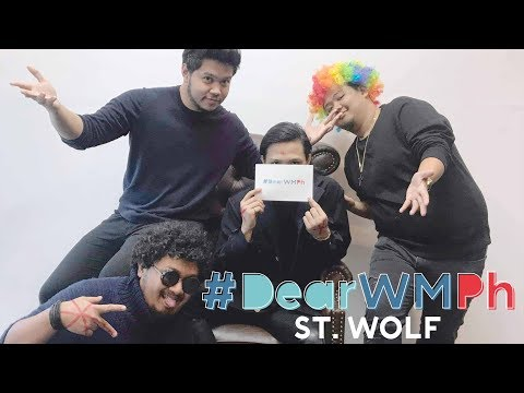 St. Wolf Dancing The Macarena! | #DearWMPh Season 2