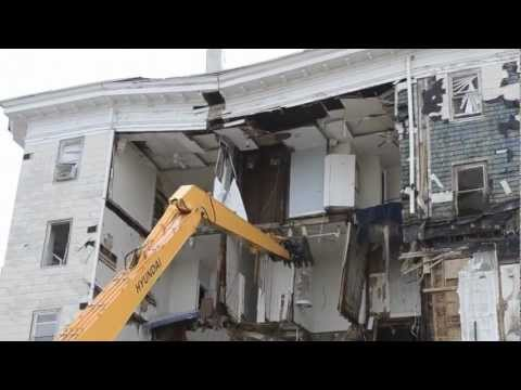 Historic Bellevue Hotel Demolition + Interview - NJ