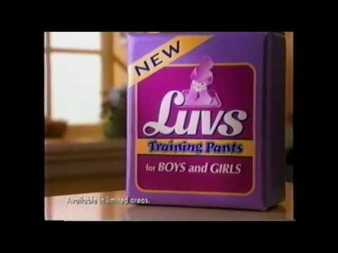 Sheets | Luvs Diapers | 1995