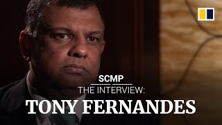 Tony Fernandes On How He Built Asia's Largest Low-cost Carrier, Airasia