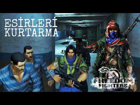 Rescue the Prisoners - Freedom Fighters PC Game |
