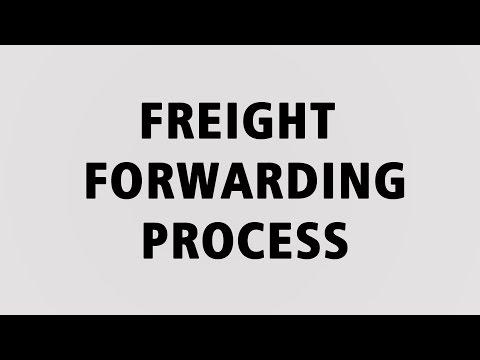 Freight Forwarding Process training 1