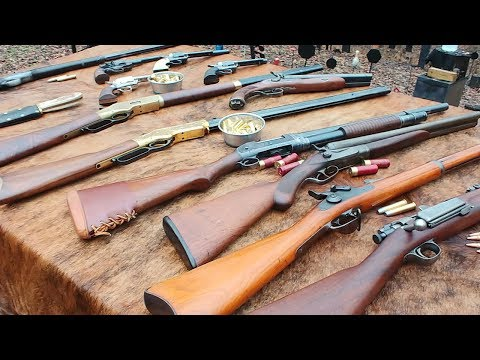 Red Dead Redemption 2 Guns