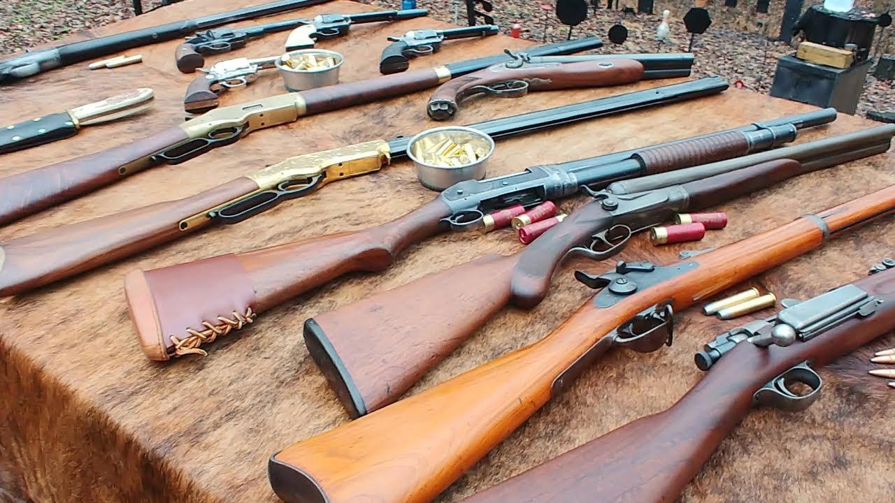 Red Dead Redemption 2 Waffen