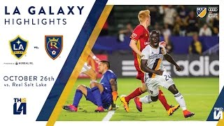 Video Gol Pertandingan La Galaxy vs Real Salt Lake