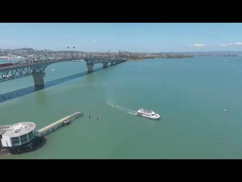 Auckland Harbour 211216