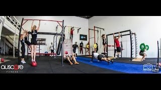 AUSCORE FITNESS CENTRE WITH STREET WORKOUT AND CROSSFIT