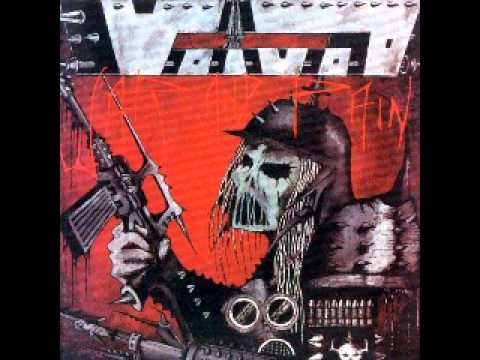 VOIVOD - War And Pain