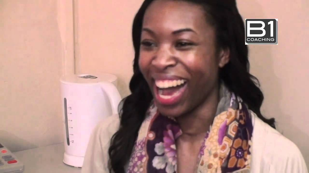 Onyi Anyado/B1 COACHING presents YOUR TIME IS NOW: Monthly Life Coaching workshops 25/1/11 Part 4.