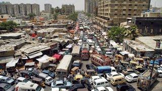 بریکنگ نیوز: کراچی میں سکیورٹی الیرٹ، آئی آئی چندریگر روڈ بند، شدید ٹریفک جام