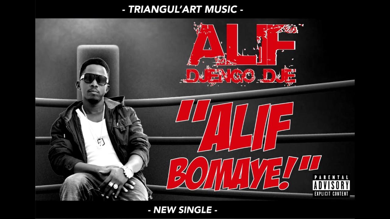 Alif Djèngo Djé : Alif Bomayé ! Audio. Prod Triangul'art