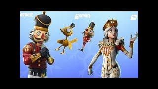Live [ESP/PS4] Fortnite New Skin Crackabella in 2.0!