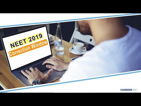 NEET 2019 Correction Window | How to Correct Mistakes in Application Form? Mp3