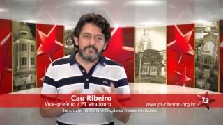 PT 35 Anos - Cau Ribeiro