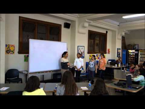 Girls' Outreach Leadership Program - Girl Scout Gold Award Project 2013