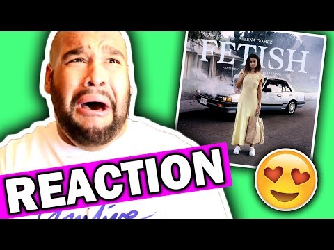 Selena Gomez ft. Gucci Mane - Fetish [REACTION]