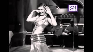 تحية كاريوكا ملكة الرقص الشرقي - تحت الشباك بتوزيع موسيقي جديد