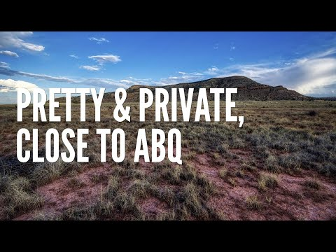 New Mexico Land For Sale: Cheap Land In Highland Meadows, Valencia County NM