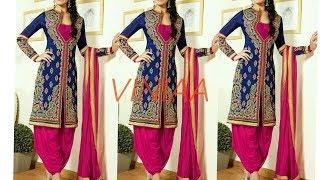 Designer Punjabi Suits Party Wear || Punjabi Suits Boutique Design || Punjabi Suits 2018