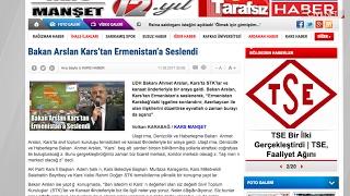 Թուրքիան «ափսոսում է», որ Հայաստանի հետ սահմանը փակ է. Թուրքիան այս շաբաթ
