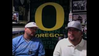 Oregon Football, 2012 College Football Schedule, NFL, PED's and Top10 Rules for Away Games