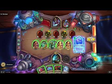 GUIDE: Dr. Morrigan Boomsday Puzzle Lab Board Clear Solutions / Answers - FAST (Hearthstone)