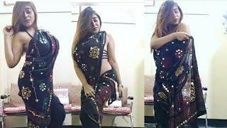 Hot shraddha purkayasta boom's Instagram live video