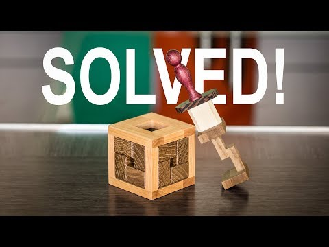 The IMPOSSIBLE Excalibur Puzzle vs. Mr.Puzzle!